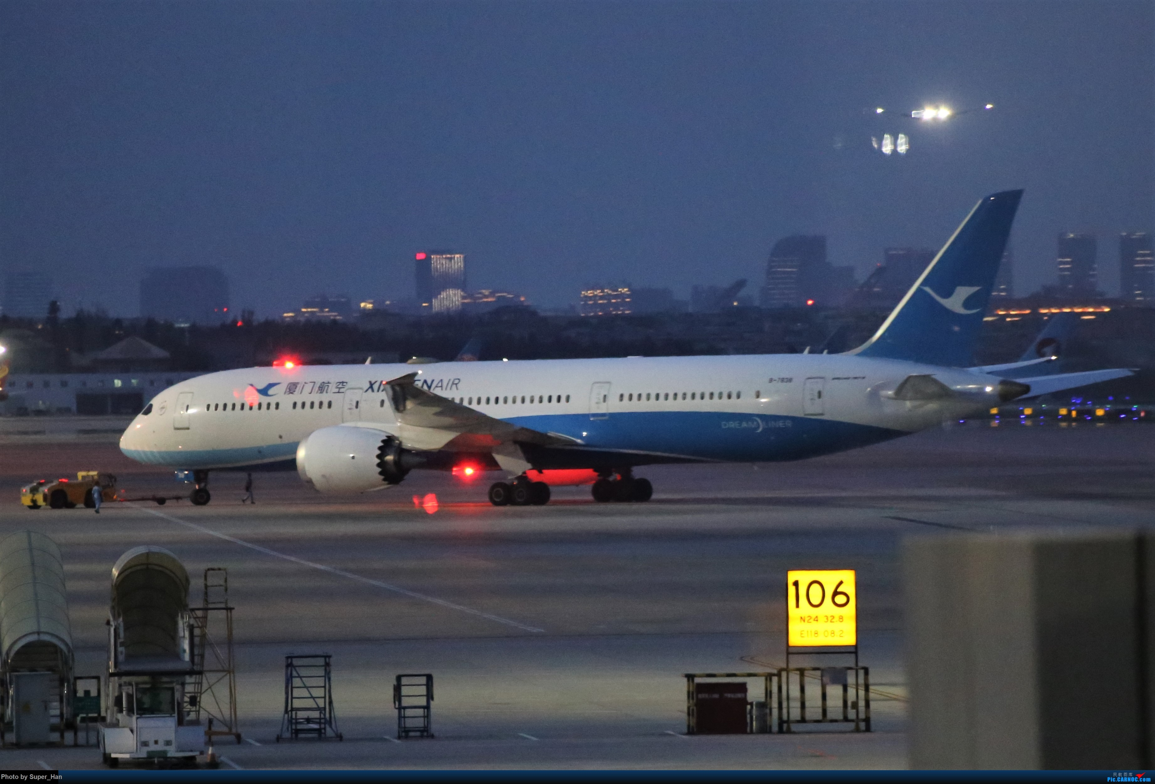 Re:[原创]0831初访XMN BOEING 787-9 B-7838 中国厦门高崎国际机场