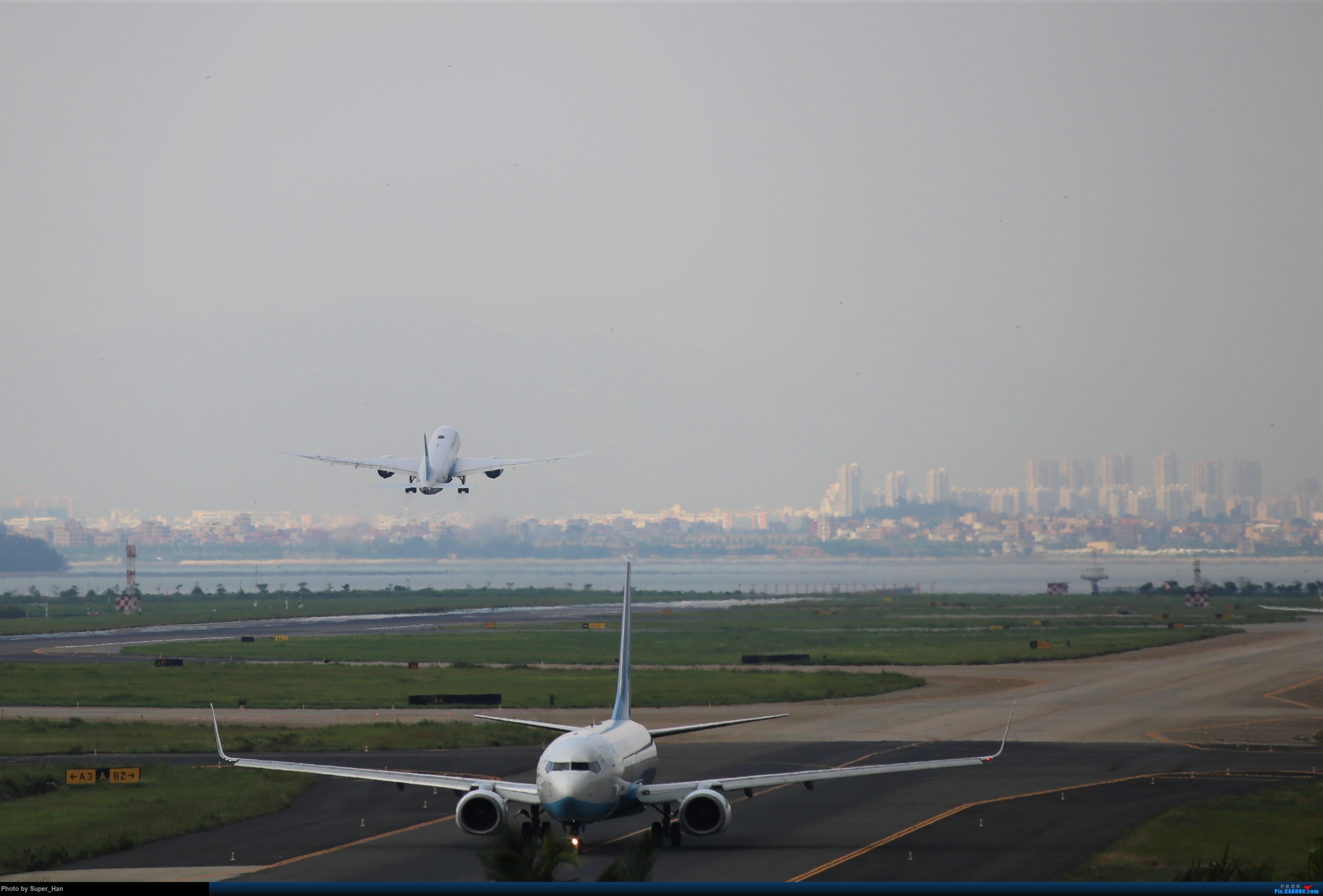 Re:[原创]0831初访XMN BOEING 787-8 B-2763 中国厦门高崎国际机场