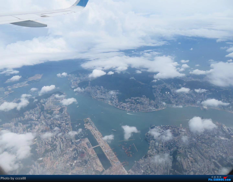 Re:[原创]9月1日飞越香港