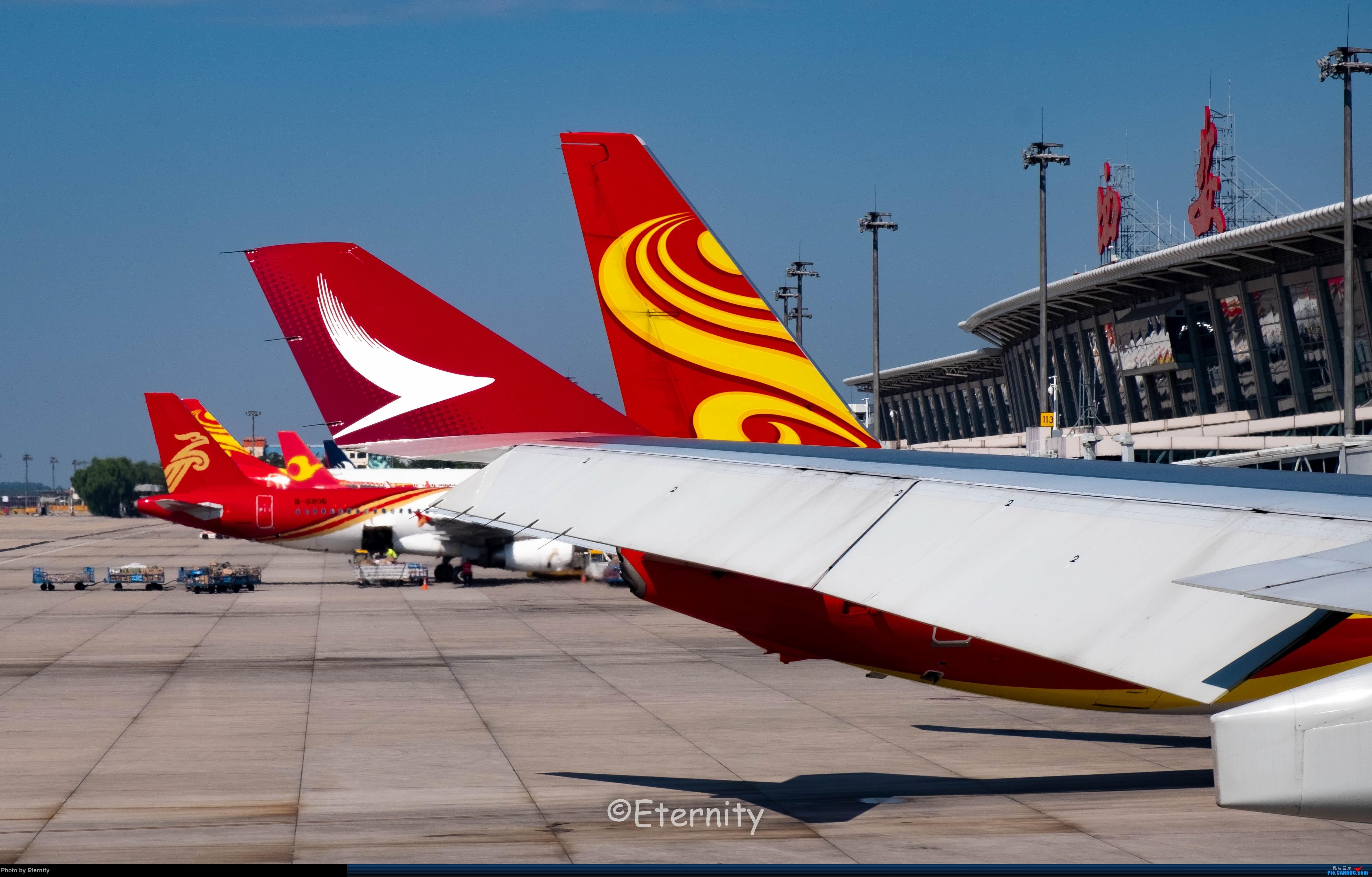 Re:[原创]上集|台铁环岛游台湾|一路兜兜转转|西安-香港-台北 CX/KA往返    中国西安咸阳国际机场