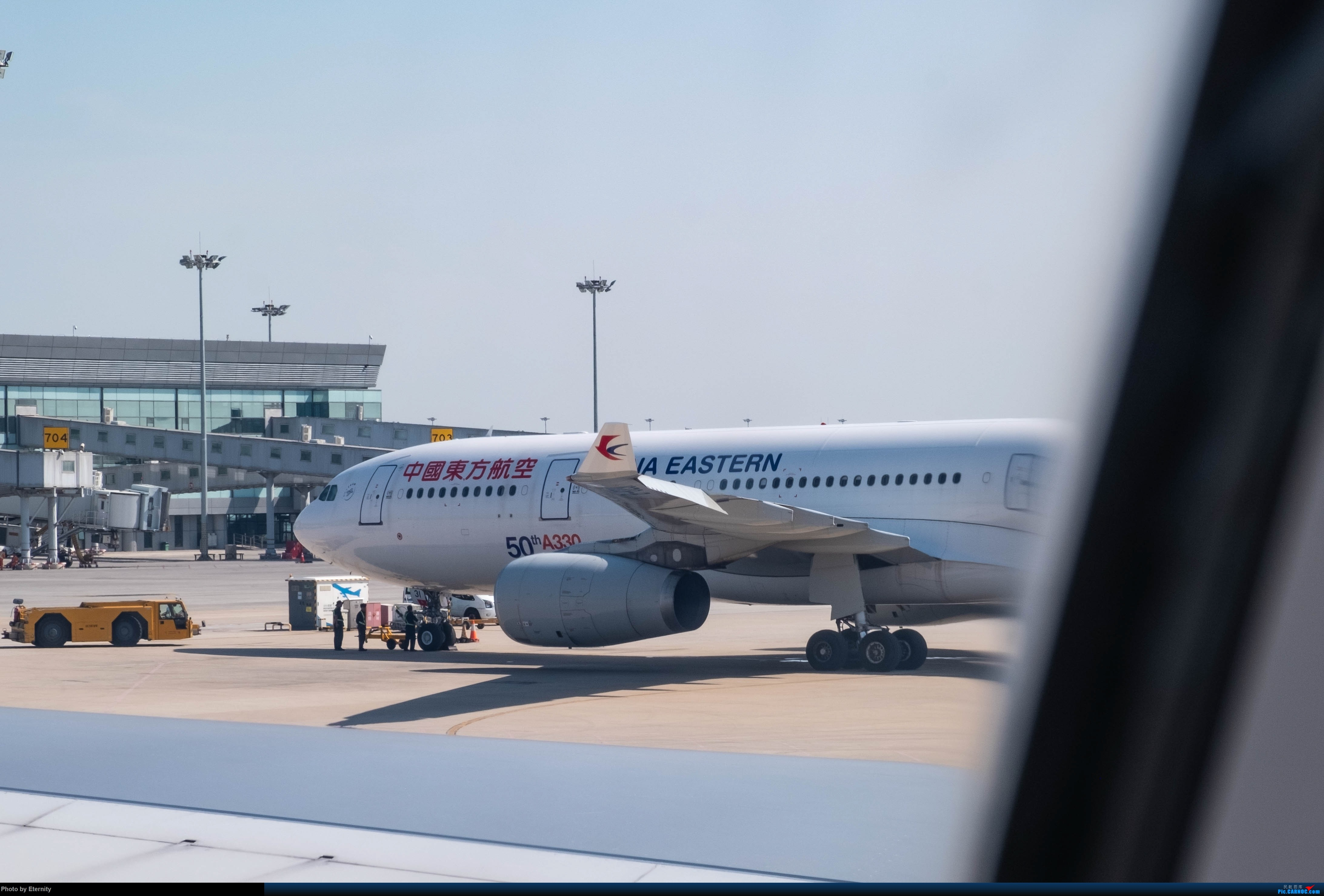 Re:[原创]上集|台铁环岛游台湾|一路兜兜转转|西安-香港-台北 CX/KA往返 AIRBUS A330-200 B-8231 中国西安咸阳国际机场