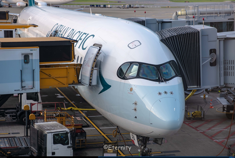Re:[原创]上集|台铁环岛游台湾|一路兜兜转转|西安-香港-台北 CX/KA往返 AIRBUS A350-900 B-LRA 中国香港国际机场