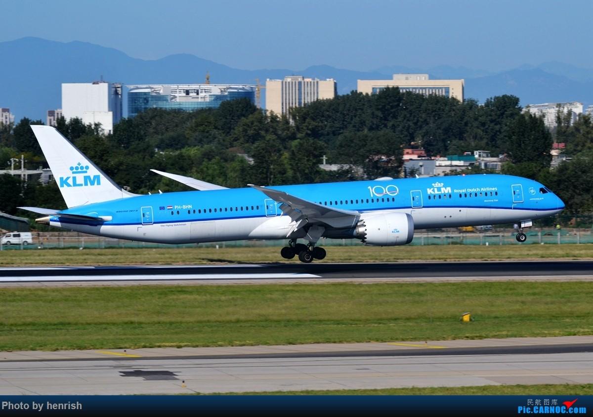 Re:[原创]【与肥威同游(60)】2019AUG,临时起意去北京,来回体验新老机型,外加爆人品的拍机。【广东青少年拍机小队】【广州,你好!】 BOEING 787-9 PH-BHN 中国北京首都国际机场