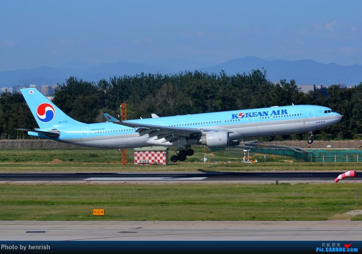 Re:[原创]【与肥威同游(60)】2019AUG,临时起意去北京,来回体验新老机型,外加爆人品的拍机。【广东青少年拍机小队】【广州,你好!】 AIRBUS A330-300 HL7710 中国北京首都国际机场
