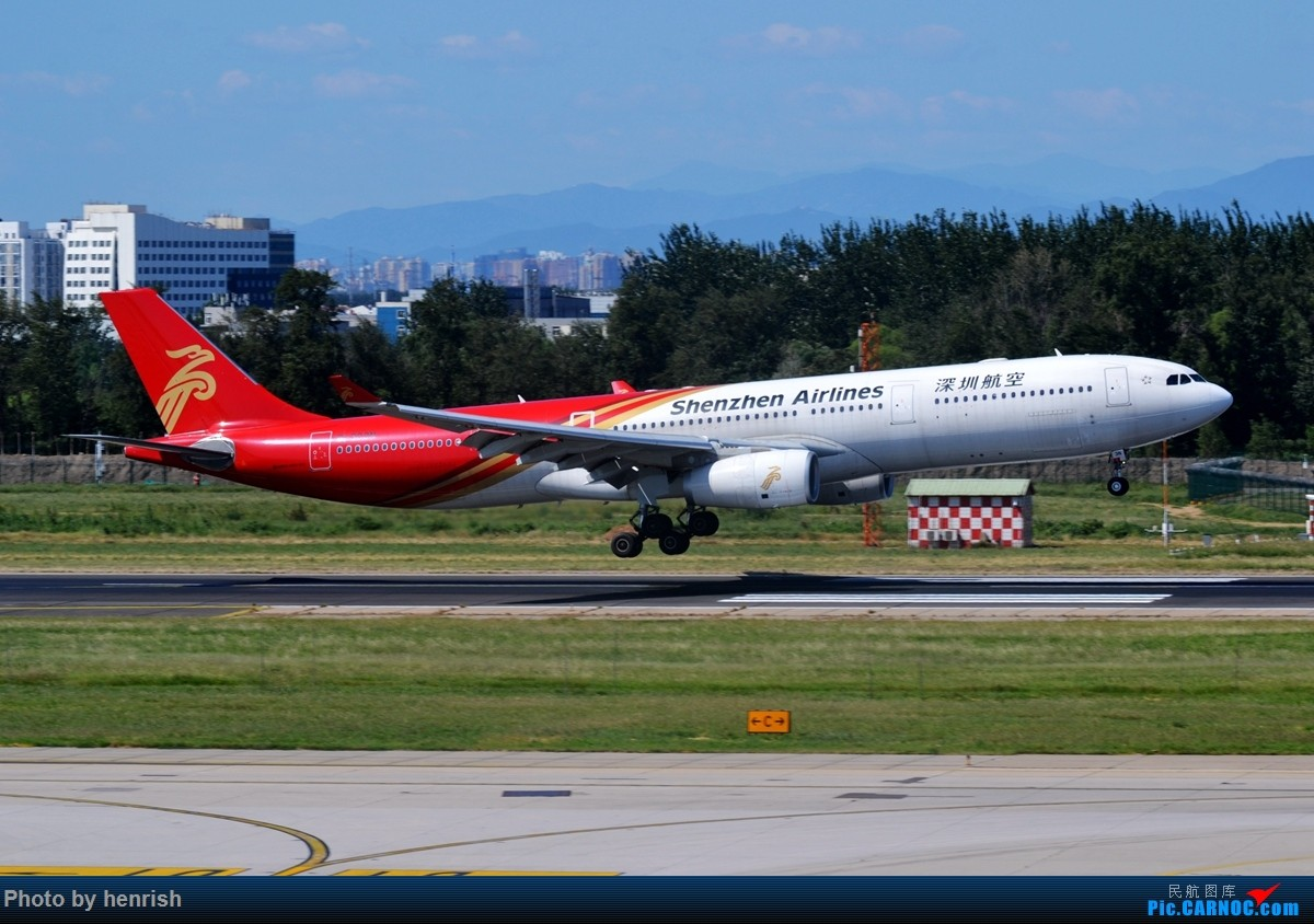 Re:[原创]【与肥威同游(60)】2019AUG,临时起意去北京,来回体验新老机型,外加爆人品的拍机。【广东青少年拍机小队】【广州,你好!】 AIRBUS A330-300 B-303N 中国北京首都国际机场