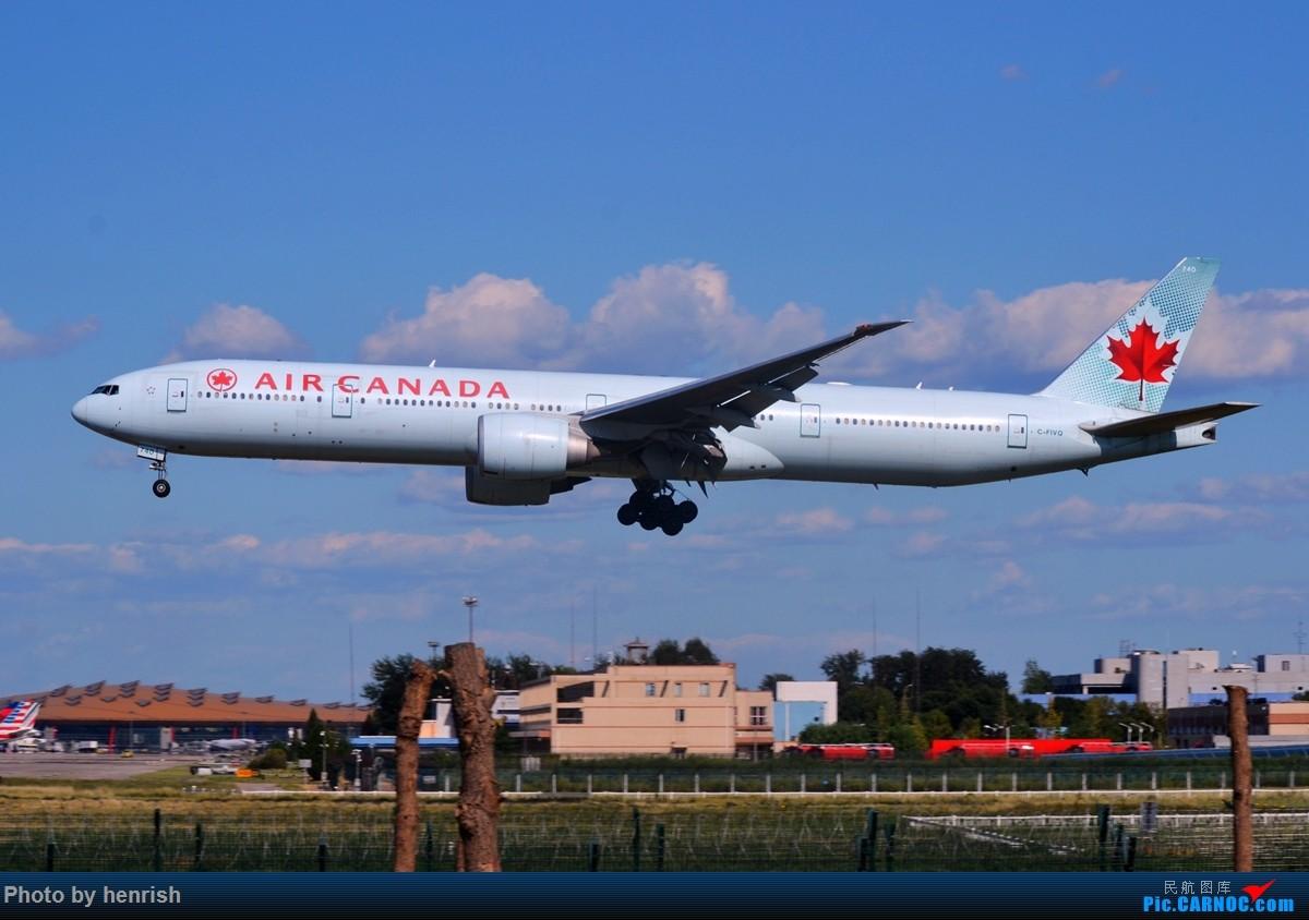 Re:[原创]【与肥威同游(60)】2019AUG,临时起意去北京,来回体验新老机型,外加爆人品的拍机。【广东青少年拍机小队】【广州,你好!】 BOEING 777-300ER C-FIVQ 中国北京首都国际机场