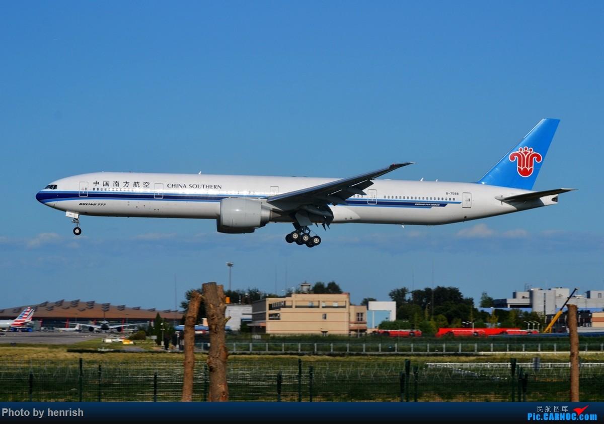 Re:[原创]【与肥威同游(60)】2019AUG,临时起意去北京,来回体验新老机型,外加爆人品的拍机。【广东青少年拍机小队】【广州,你好!】 BOEING 777-300ER B-7588 中国北京首都国际机场