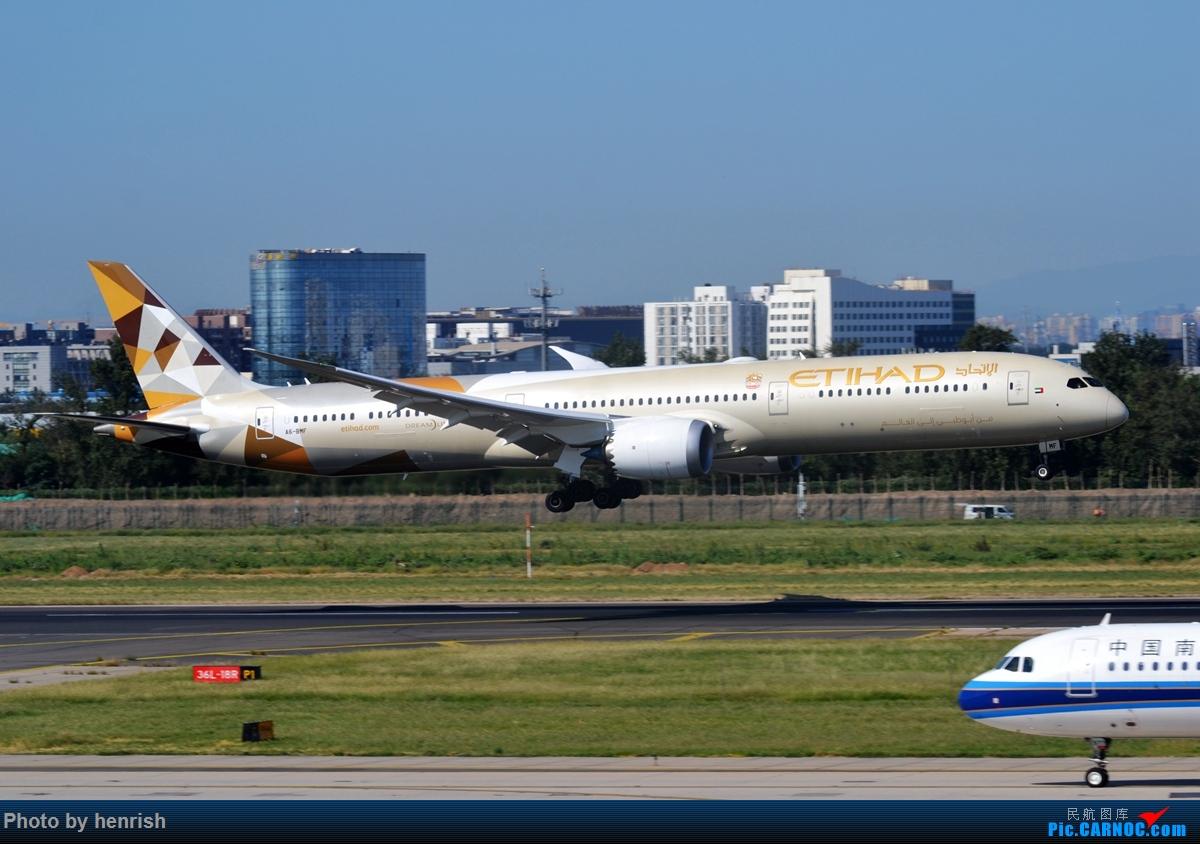Re:[原创]【与肥威同游(60)】2019AUG,临时起意去北京,来回体验新老机型,外加爆人品的拍机。【广东青少年拍机小队】【广州,你好!】 BOEING 787-10 A6-BMF 中国北京首都国际机场