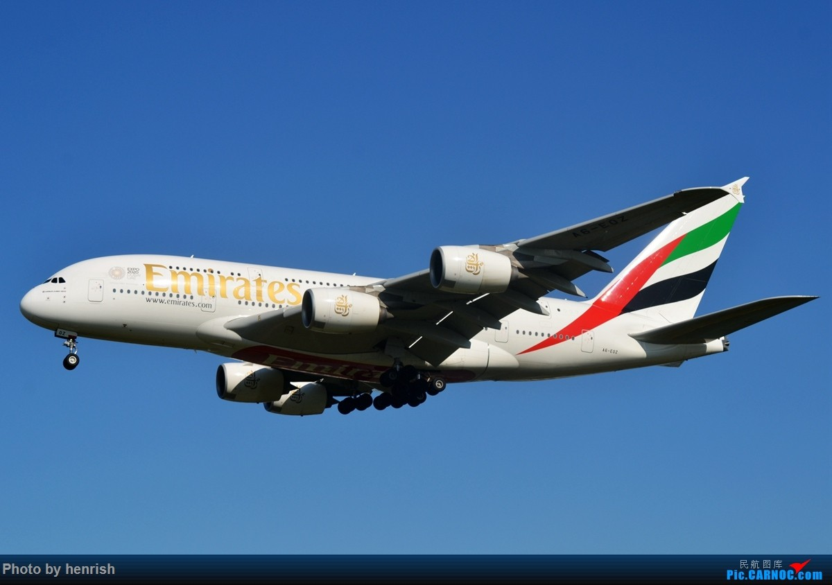 Re:[原创]【与肥威同游(60)】2019AUG,临时起意去北京,来回体验新老机型,外加爆人品的拍机。【广东青少年拍机小队】【广州,你好!】 AIRBUS A380-800 A6-EOZ 中国北京首都国际机场
