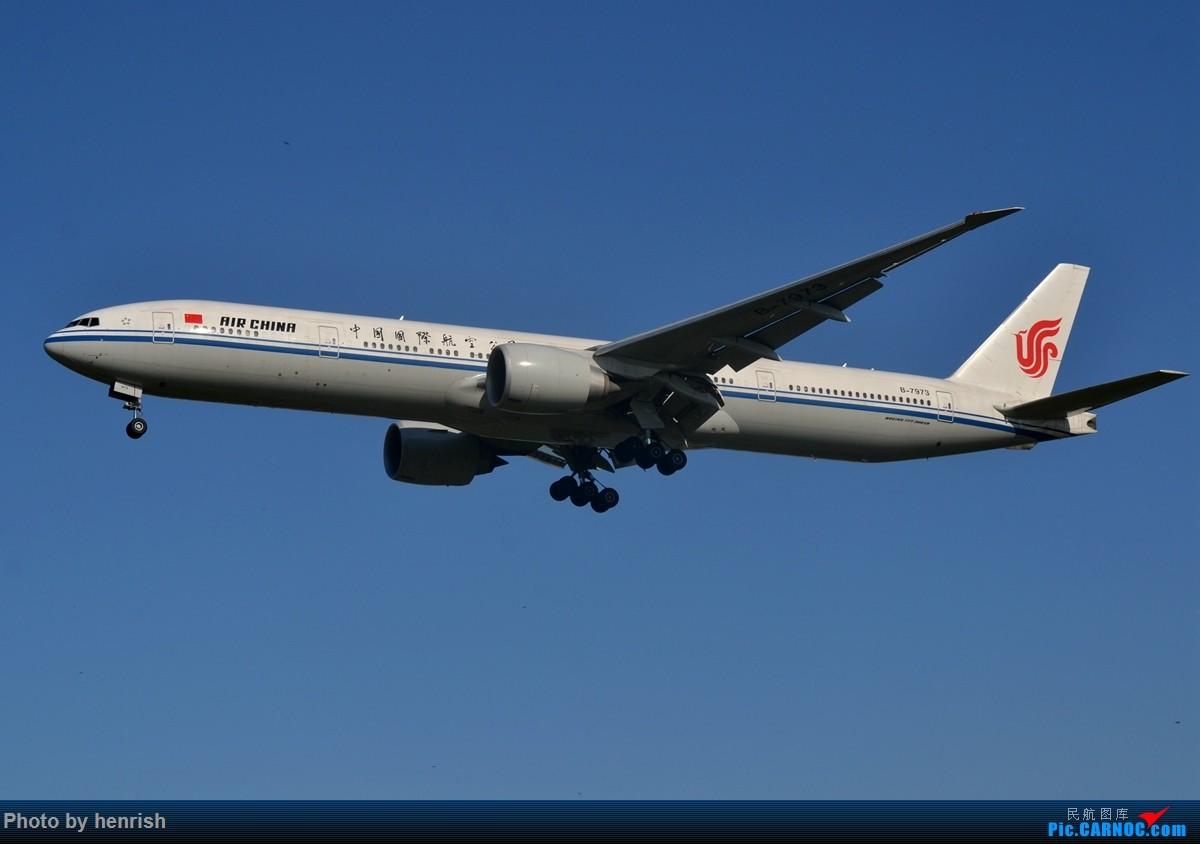Re:[原创]【与肥威同游(60)】2019AUG,临时起意去北京,来回体验新老机型,外加爆人品的拍机。【广东青少年拍机小队】【广州,你好!】 BOEING 777-300ER B-7973 中国北京首都国际机场