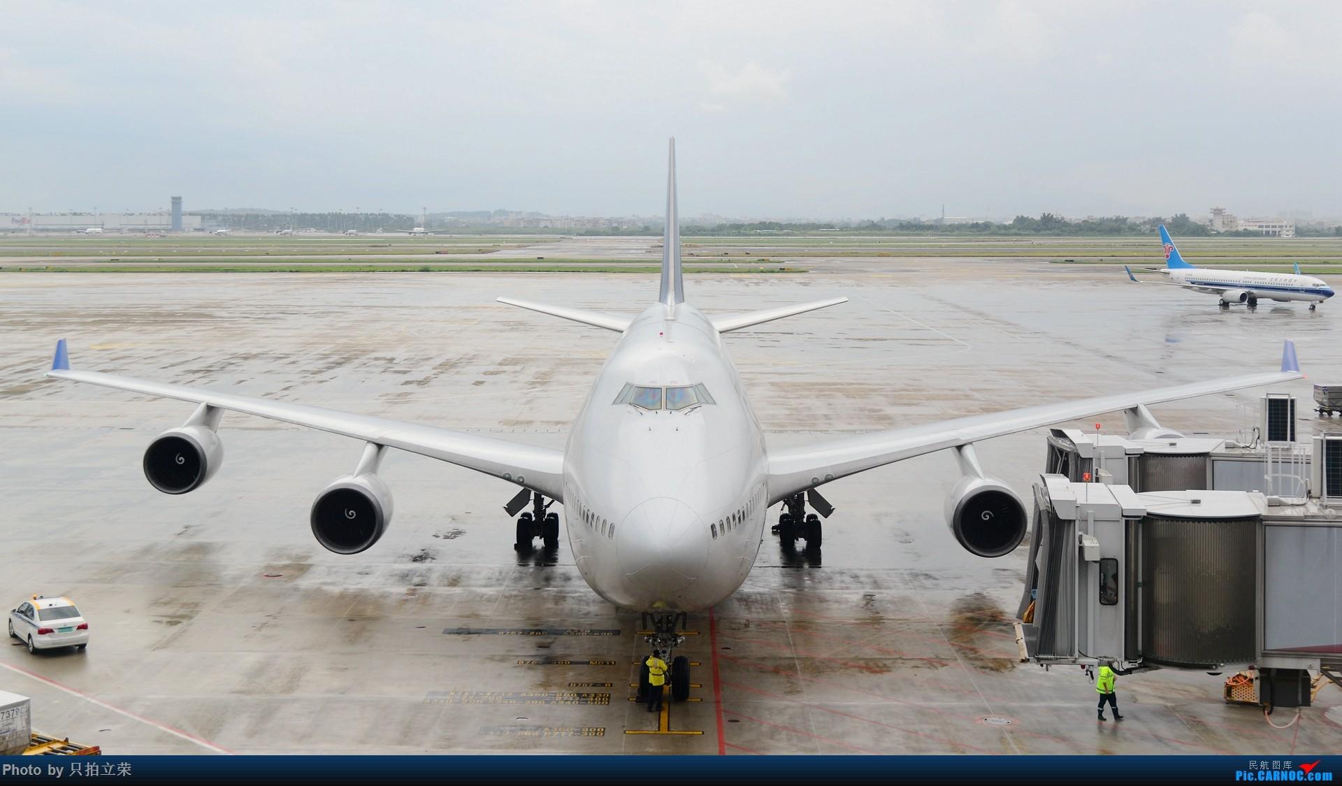 Re:[原创]湖南飞友会:只拍立荣回归。马来之旅航站楼杂图一堆。 BOEING 747-400 B-18211 中国广州白云国际机场