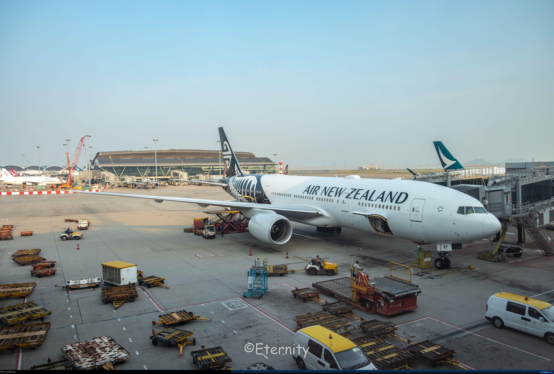 Re:[原创]下集|台铁环岛游台湾|兜兜转转|回程HKG疯狂拍机|西安-香港-台北 CX/KA往返 BOEING 777-200 ZK-OKF