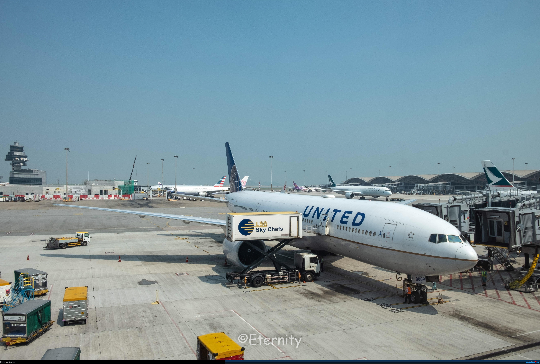 Re:[原创]下集|台铁环岛游台湾|兜兜转转|回程HKG疯狂拍机|西安-香港-台北 CX/KA往返 BOEING 777-200 N78009 HKG