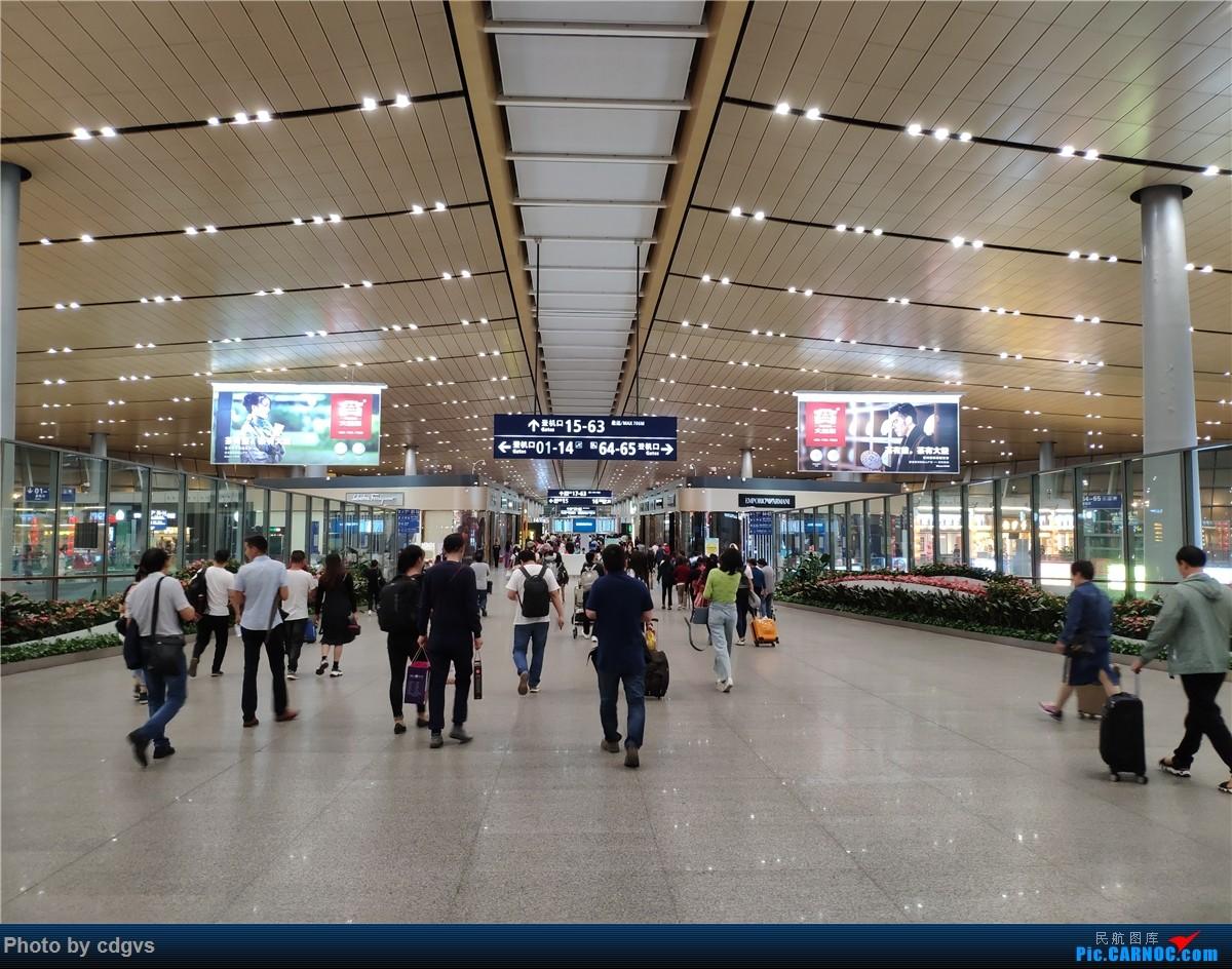 Re:[原创]只为飞行的旅行,解锁国产MA60,再次打卡宁夏,一趟心情复杂的旅行    中国昆明长水国际机场
