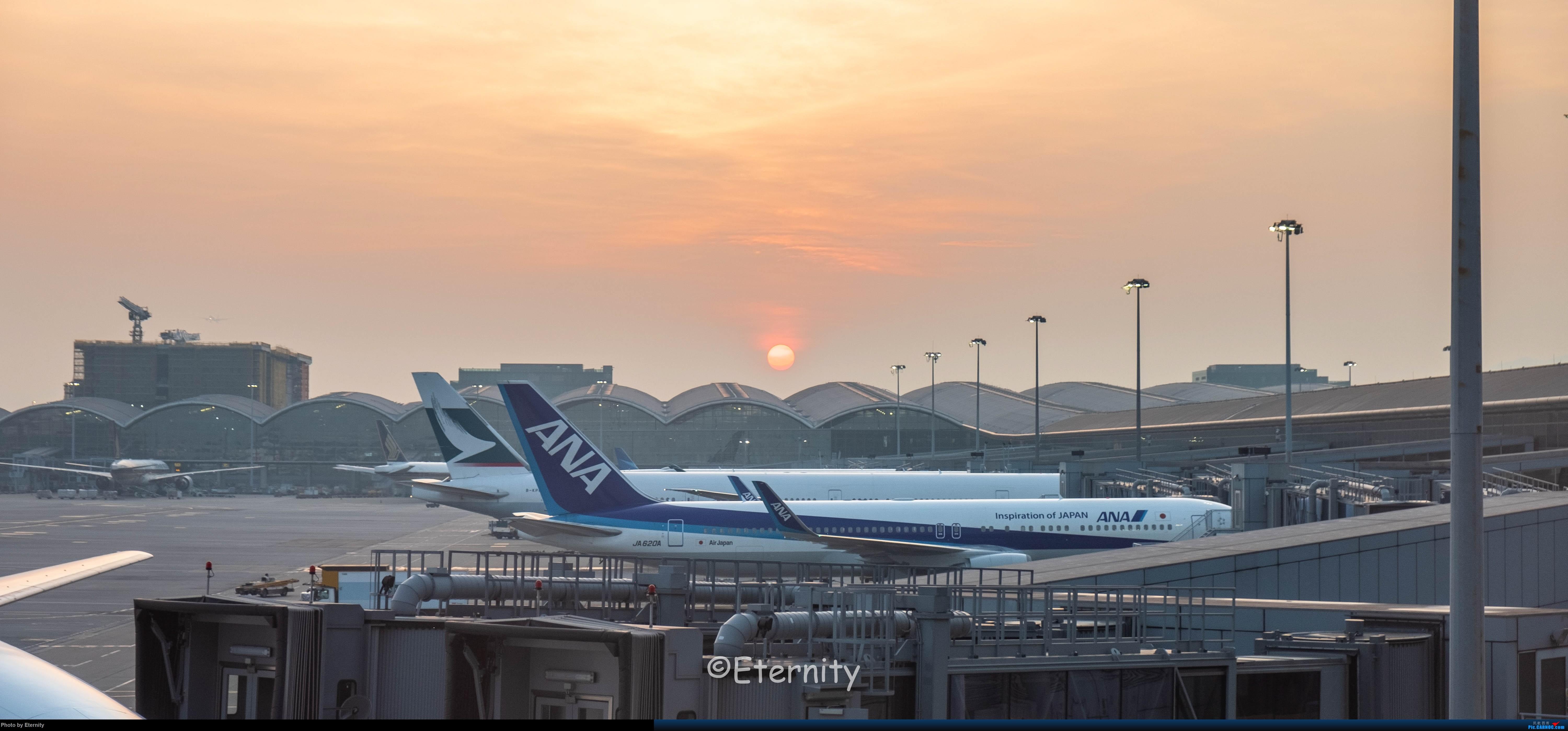 Re:[原创]下集|台铁环岛游台湾|兜兜转转|回程HKG疯狂拍机|西安-香港-台北 CX/KA往返    中国香港国际机场
