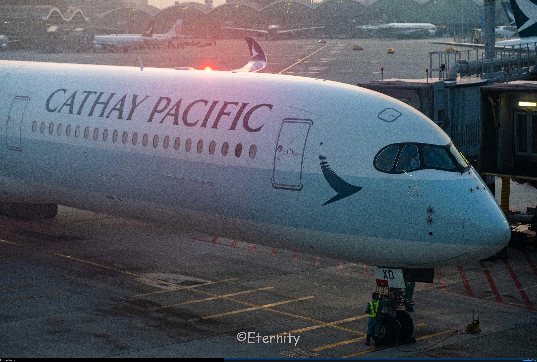 Re:[原创]下集|台铁环岛游台湾|兜兜转转|回程HKG疯狂拍机|西安-香港-台北 CX/KA往返 AIRBUS 350-1000 B-LXD