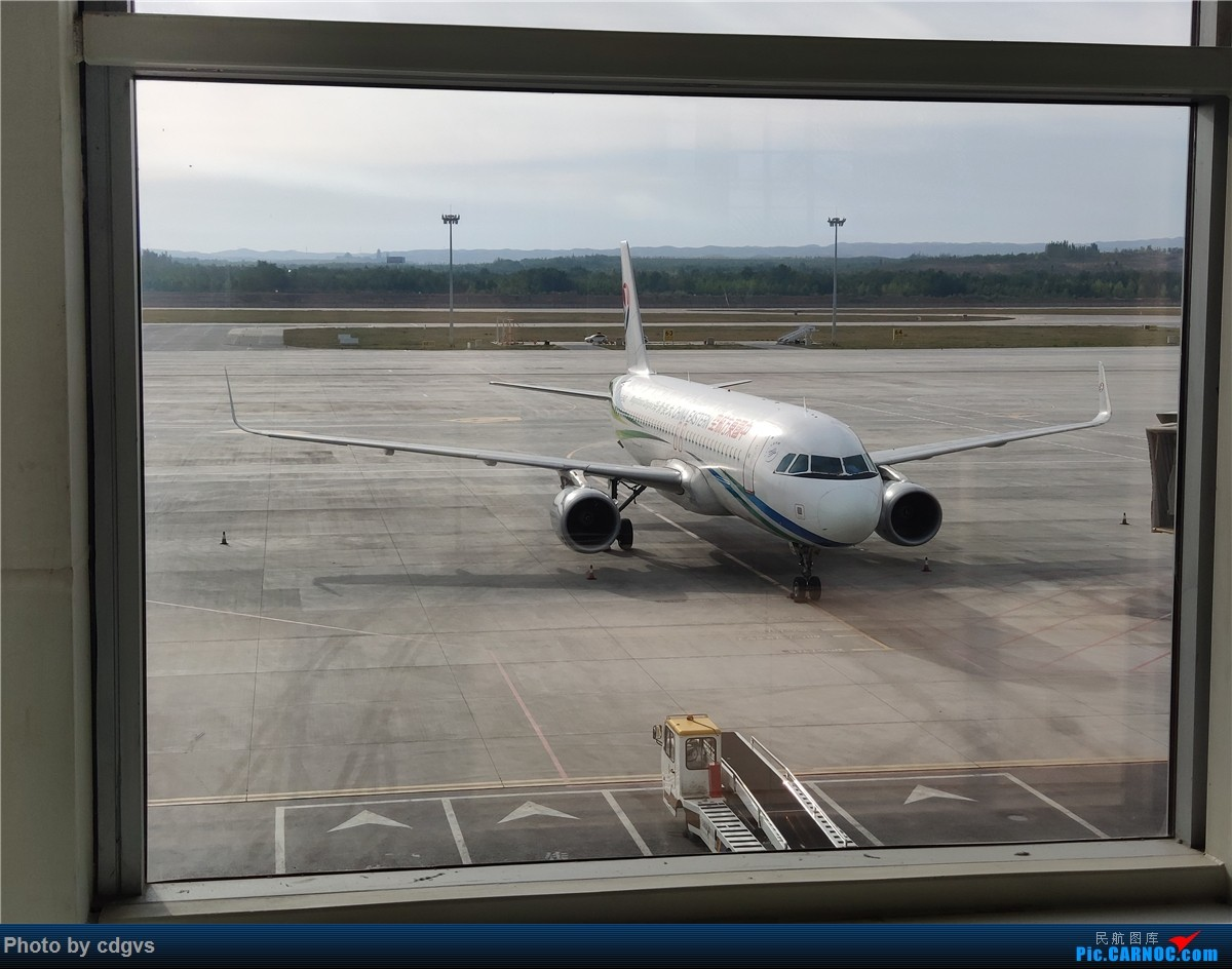 Re:[原创]只为飞行的旅行,解锁国产MA60,再次打卡宁夏,一趟心情复杂的旅行 AIRBUS A320-200 B-9942 中国银川河东国际机场