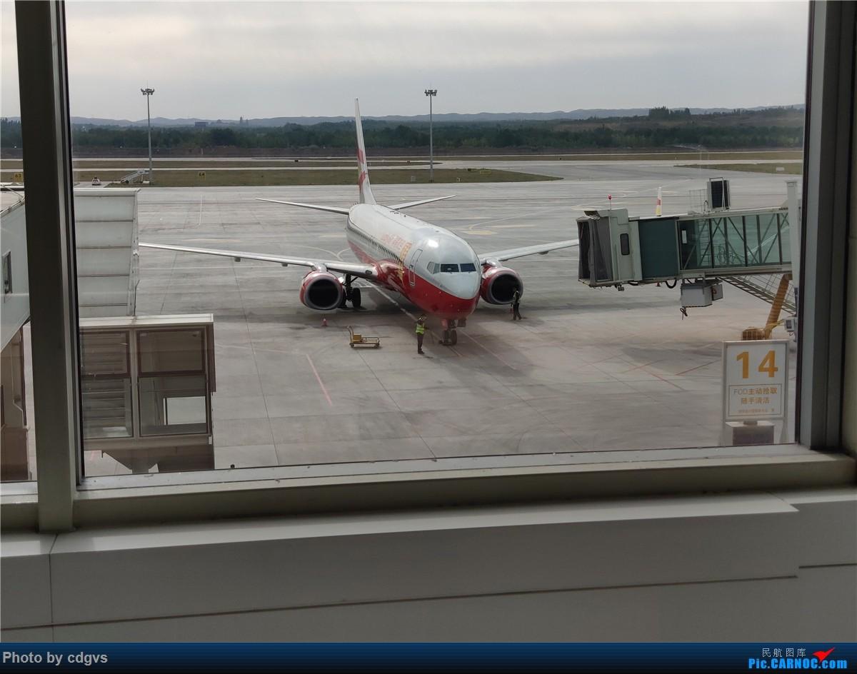 Re:只为飞行的旅行,解锁国产MA60,再次打卡宁夏,一趟心情复杂的旅行 BOEING 737-800 B-6016 中国银川河东国际机场