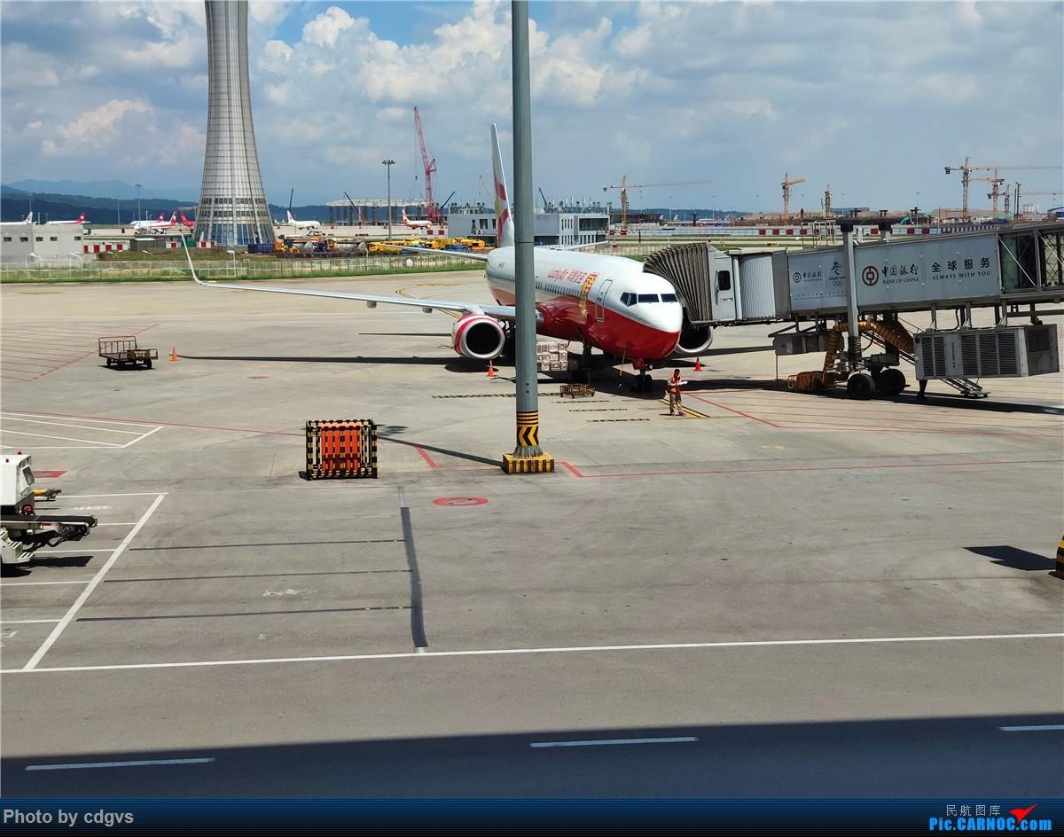 Re:[原创]只为飞行的旅行,解锁国产MA60,再次打卡宁夏,一趟心情复杂的旅行 BOEING 737-800 B-6016 中国昆明长水国际机场