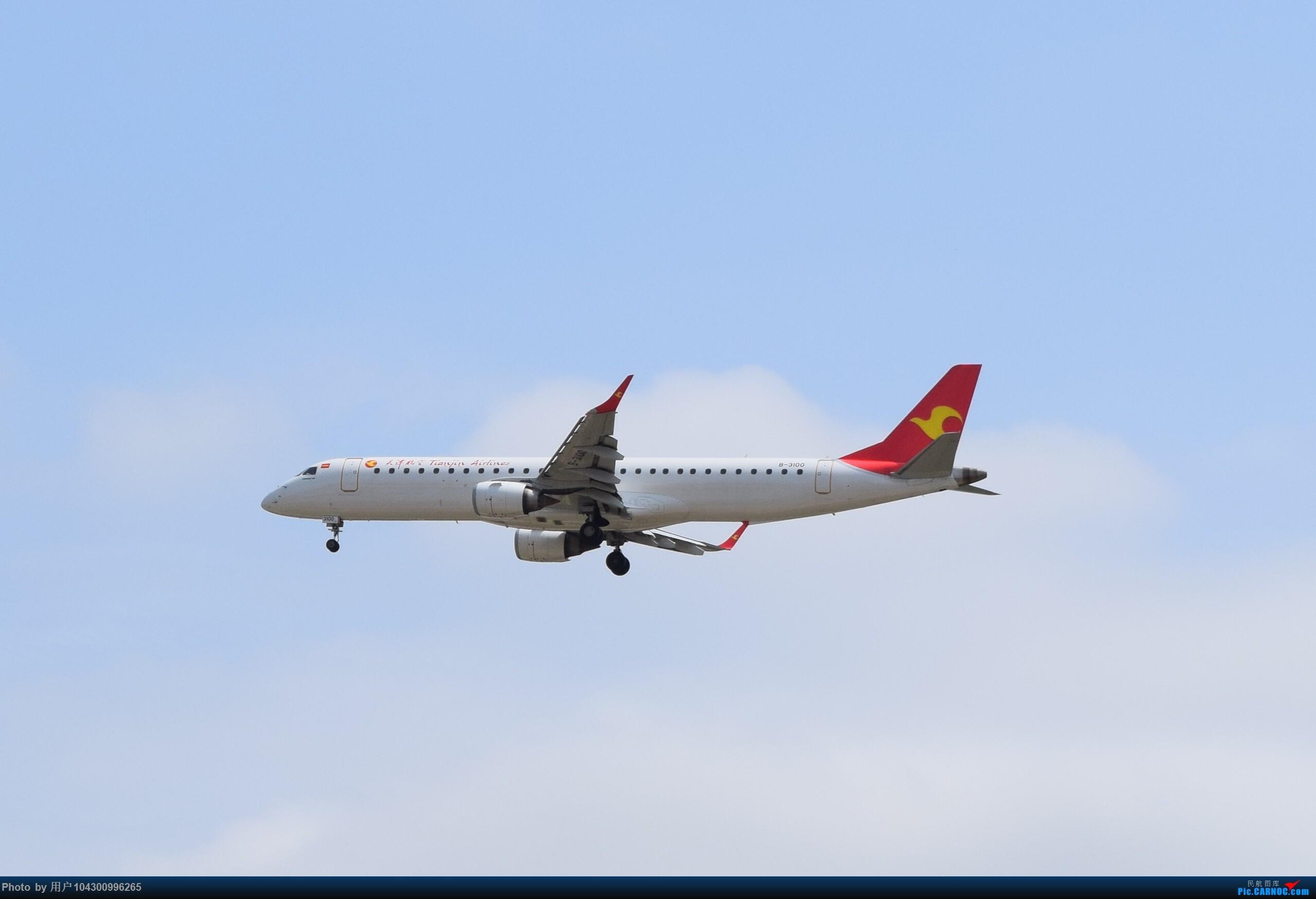 [原创]贵阳龙洞堡杂图一览 EMBRAER E-195 B-3100 中国贵阳龙洞堡国际机场