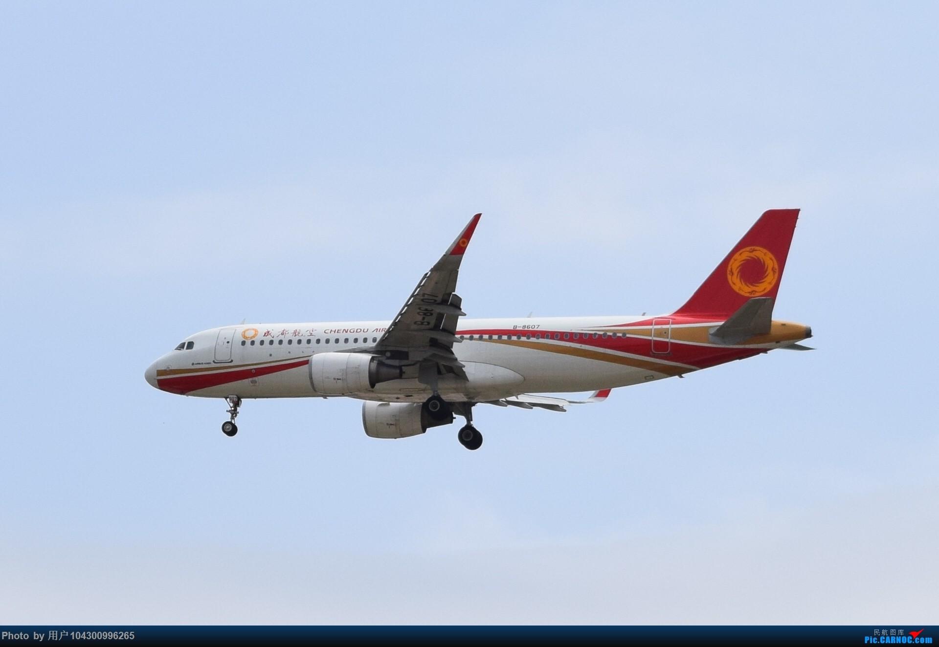Re:[原创]贵阳龙洞堡杂图一览 AIRBUS A320-200 B-8607 中国贵阳龙洞堡国际机场