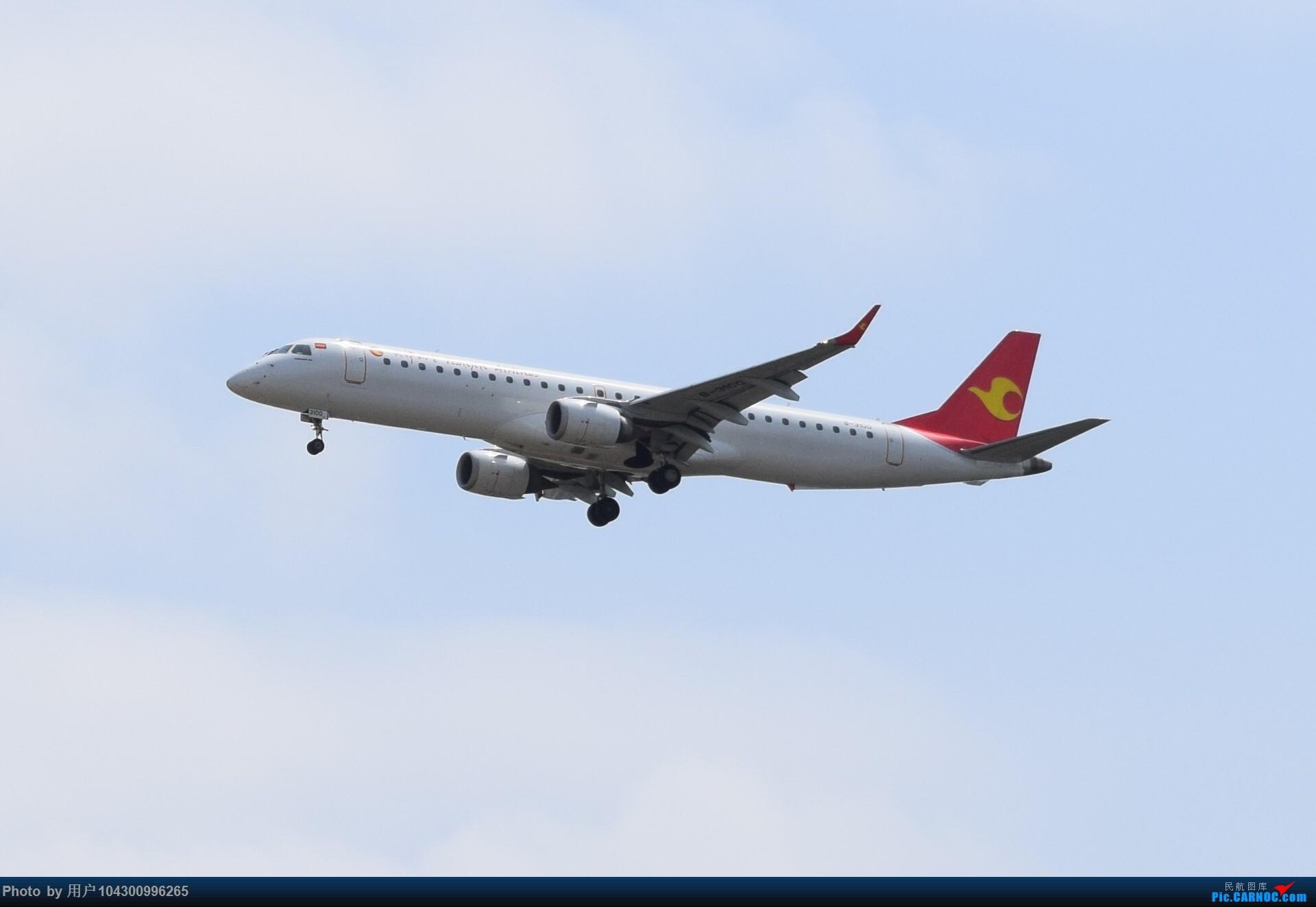 Re:[原创]贵阳龙洞堡杂图一览 EMBRAER E-195 B-3100 中国贵阳龙洞堡国际机场