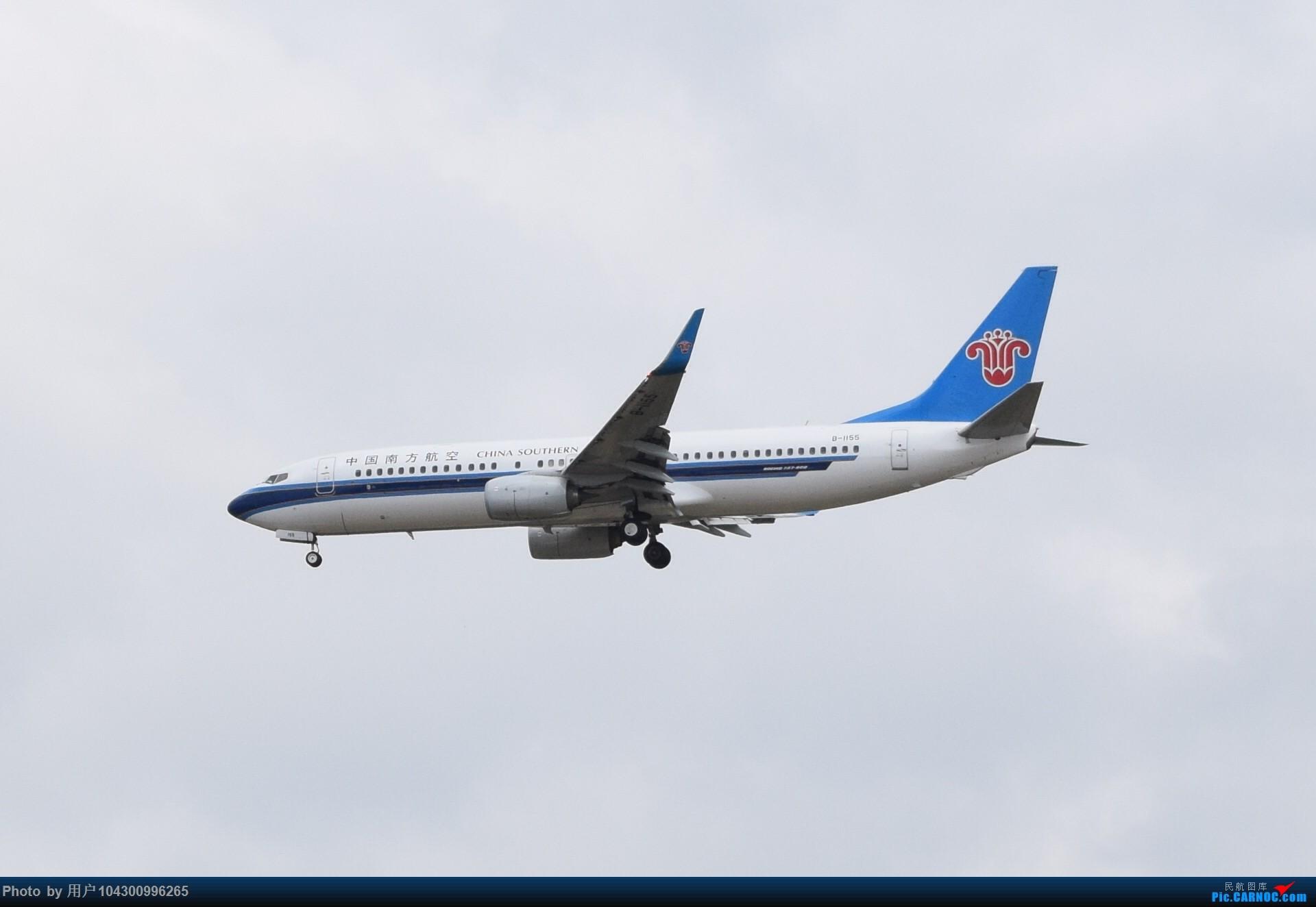 Re:[原创]贵阳龙洞堡杂图一览 BOEING 737-800 B-1155 中国贵阳龙洞堡国际机场