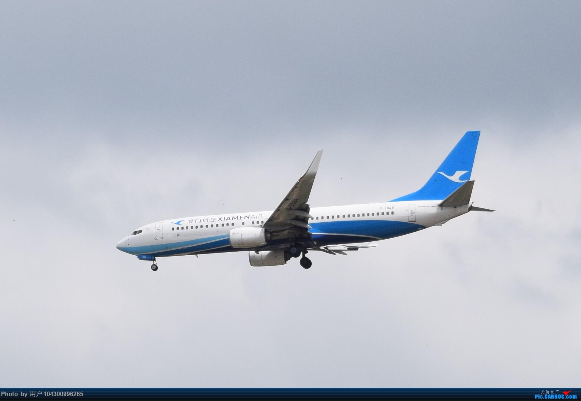 Re:[原创]贵阳龙洞堡杂图一览 BOEING 737-800 B-7825 中国贵阳龙洞堡国际机场