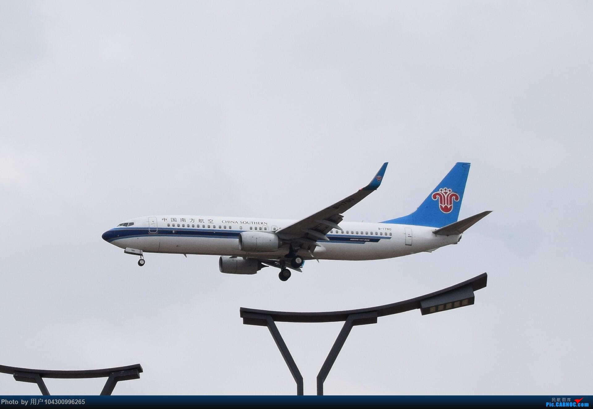 Re:[原创]贵阳龙洞堡杂图一览 BOEING 737-800 B-1780 中国贵阳龙洞堡国际机场