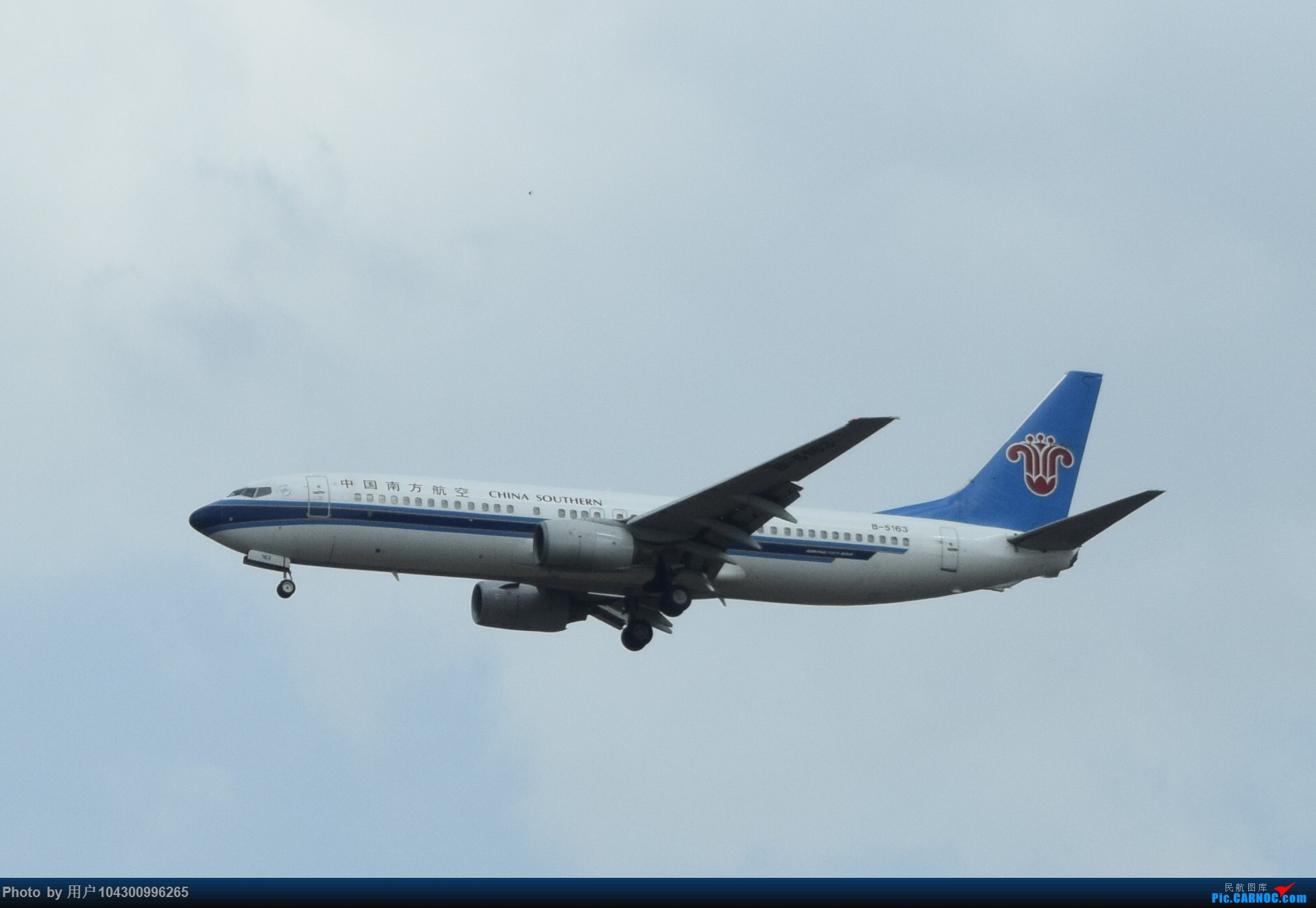 Re:[原创]贵阳龙洞堡杂图一览 BOEING 737-800 B-5163 中国贵阳龙洞堡国际机场