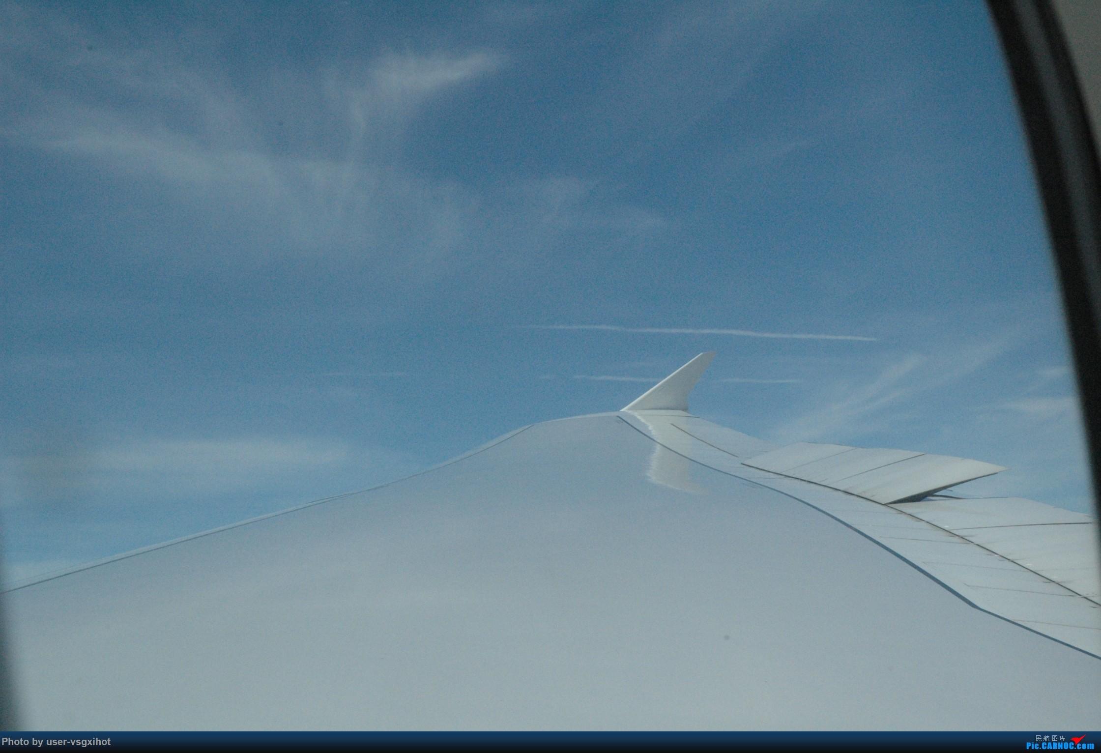 Re:Re:Re:[原创]【Hans游记(6)出埃及记】(PART 1)经阿航转机初识埃及,40度高温下の开罗一日游 AIRBUS A380-800  空中