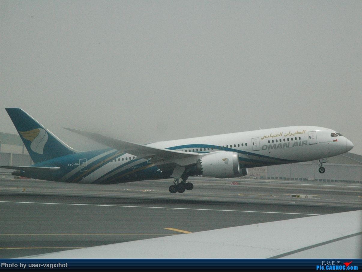 Re:Re:[原创]【Hans游记(6)出埃及记】(PART 1)经阿航转机初识埃及,40度高温下の开罗一日游 AIRBUS A380-800  迪拜国际机场