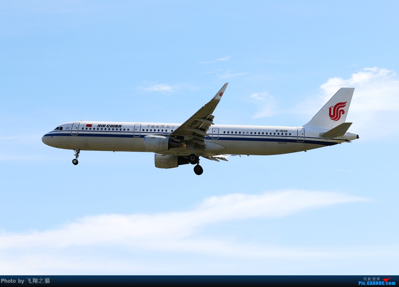Re:[原创]飞翔之猫中秋在帝都拍机 AIRBUS A321  北京首都机场