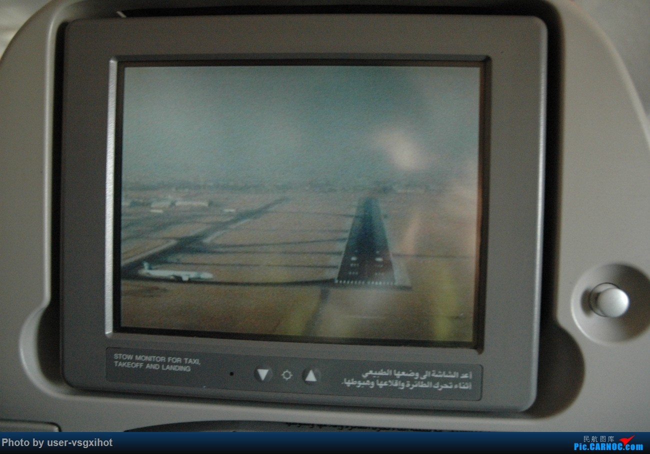 Re:[原创]【Hans游记(6)出埃及记】(PART 1)经阿航转机初识埃及,40度高温下の开罗一日游 BOEING 777-300ER  开罗国际机场