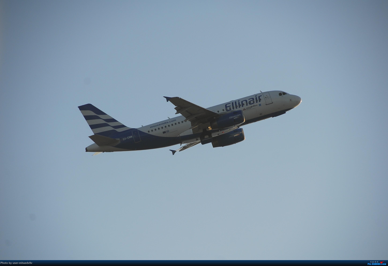 Re:[原创]暑假旅拍(旅途中拍机。。。) AIRBUS A319 SX-EMM 希腊圣托里尼机场