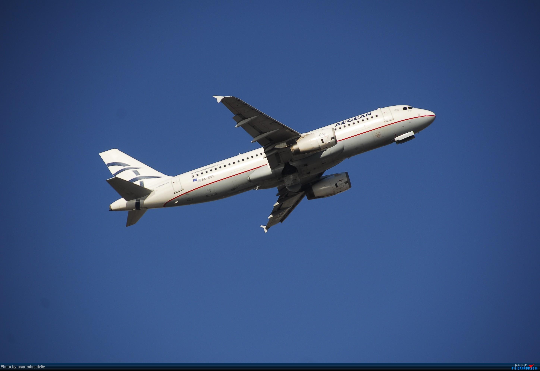 Re:[原创]暑假旅拍(旅途中拍机。。。) AIRBUS A320 SX-DGK 希腊圣托里尼机场