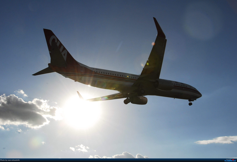 Re:[原创]暑假旅拍(旅途中拍机。。。) BOEING 737-800 B-206U 中国北京南苑机场
