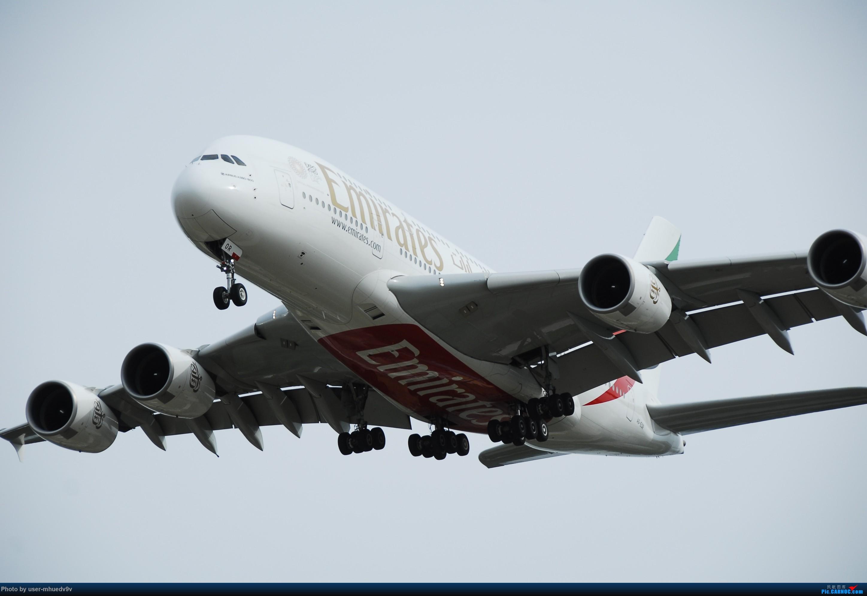 Re:[原创]暑假旅拍(旅途中拍机。。。) AIRBUS A380-800  中国北京首都国际机场