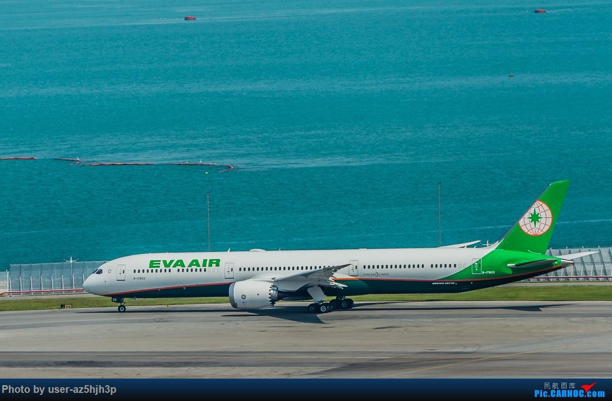 Re:[原创]8月21日 沙螺湾 BOEING 787-10 B-17803 香港国际机场