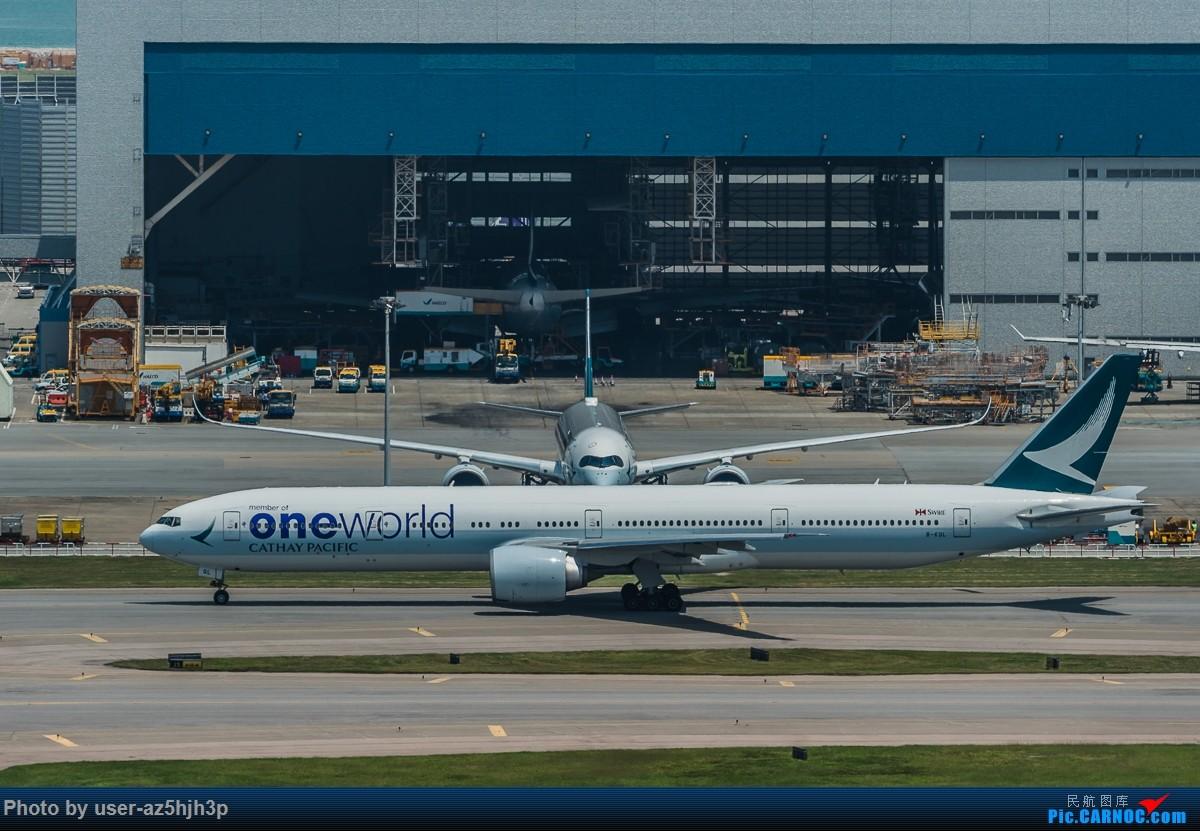 Re:[原创]8月21日 沙螺湾 BOEING 777-300ER B-KQL 香港国际机场