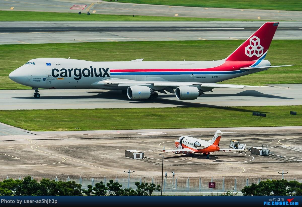 Re:[原创]8月21日 沙螺湾 BOEING 747-8F LX-VCC 香港国际机场