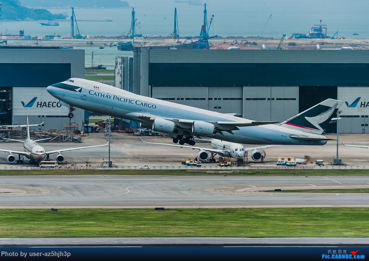 Re:[原创]8月21日 沙螺湾 BOEING 747-8I B-LJL 香港国际机场