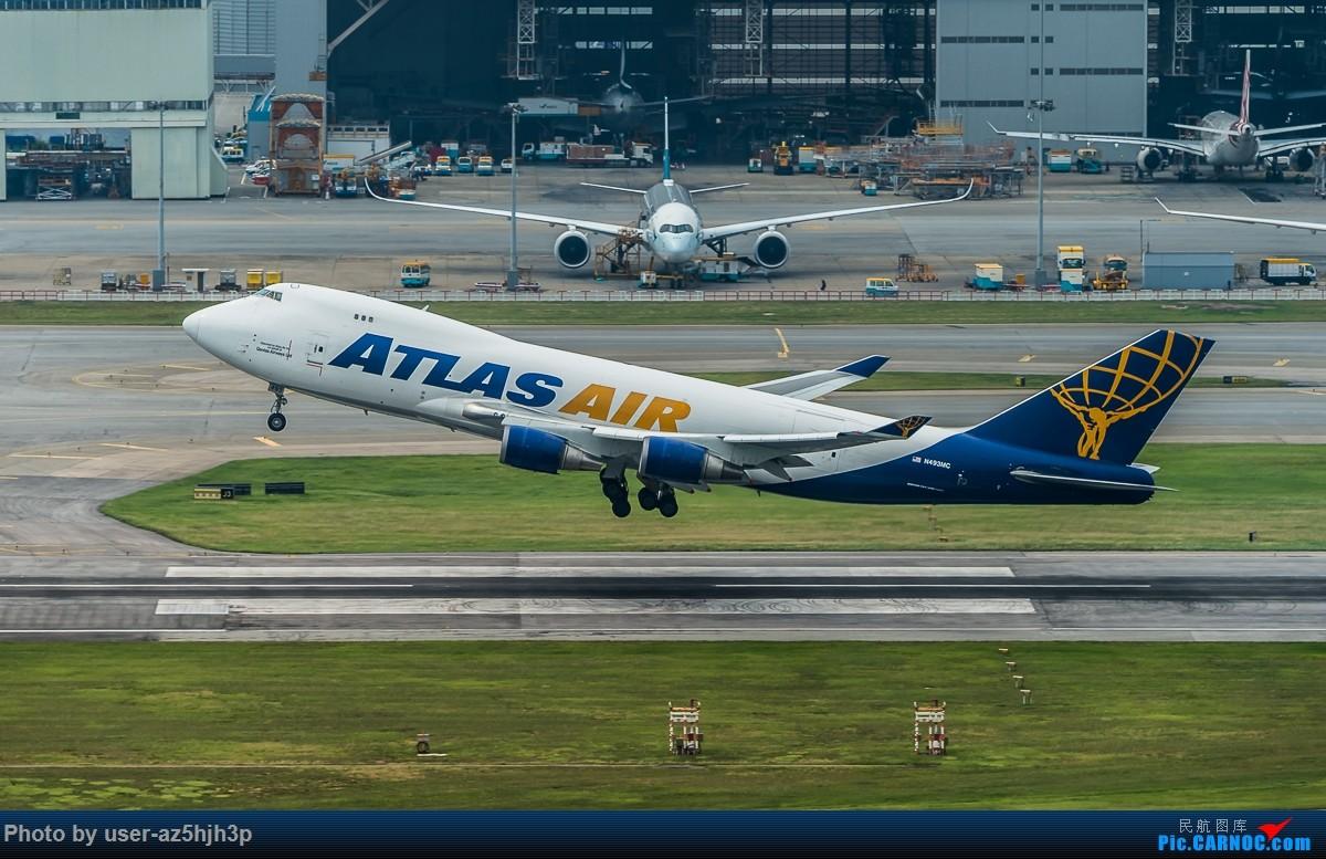 Re:[原创]8月21日 沙螺湾 BOEING 747-400 N493MC 香港国际机场