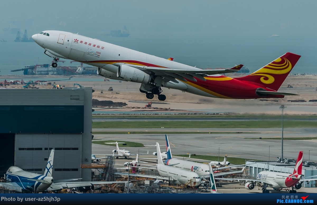 Re:[原创]8月21日 沙螺湾 AIRBUS A330-200 B-LNK 香港国际机场