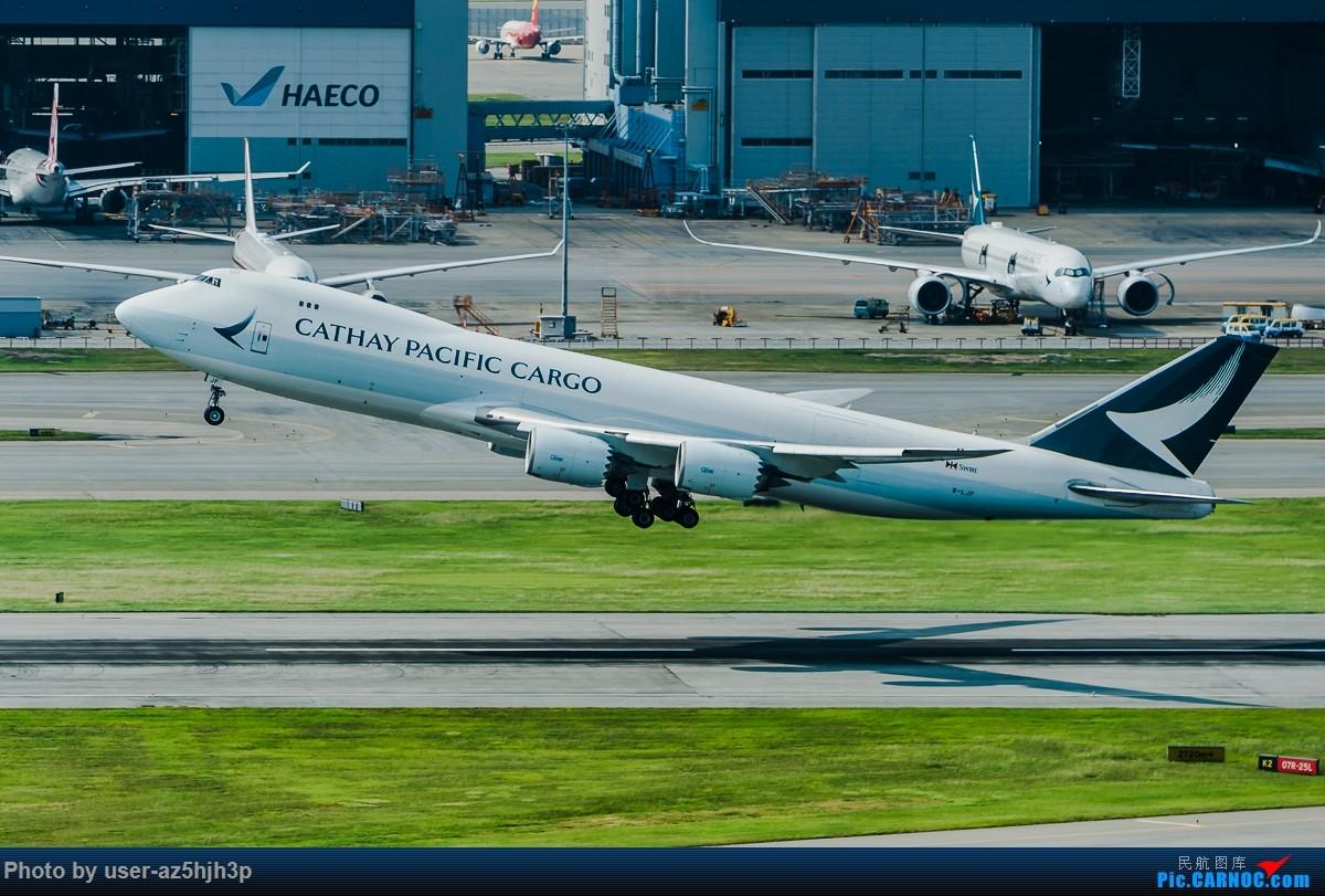 Re:[原创]8月21日 沙螺湾 BOEING 747-8I B-LJF 香港国际机场