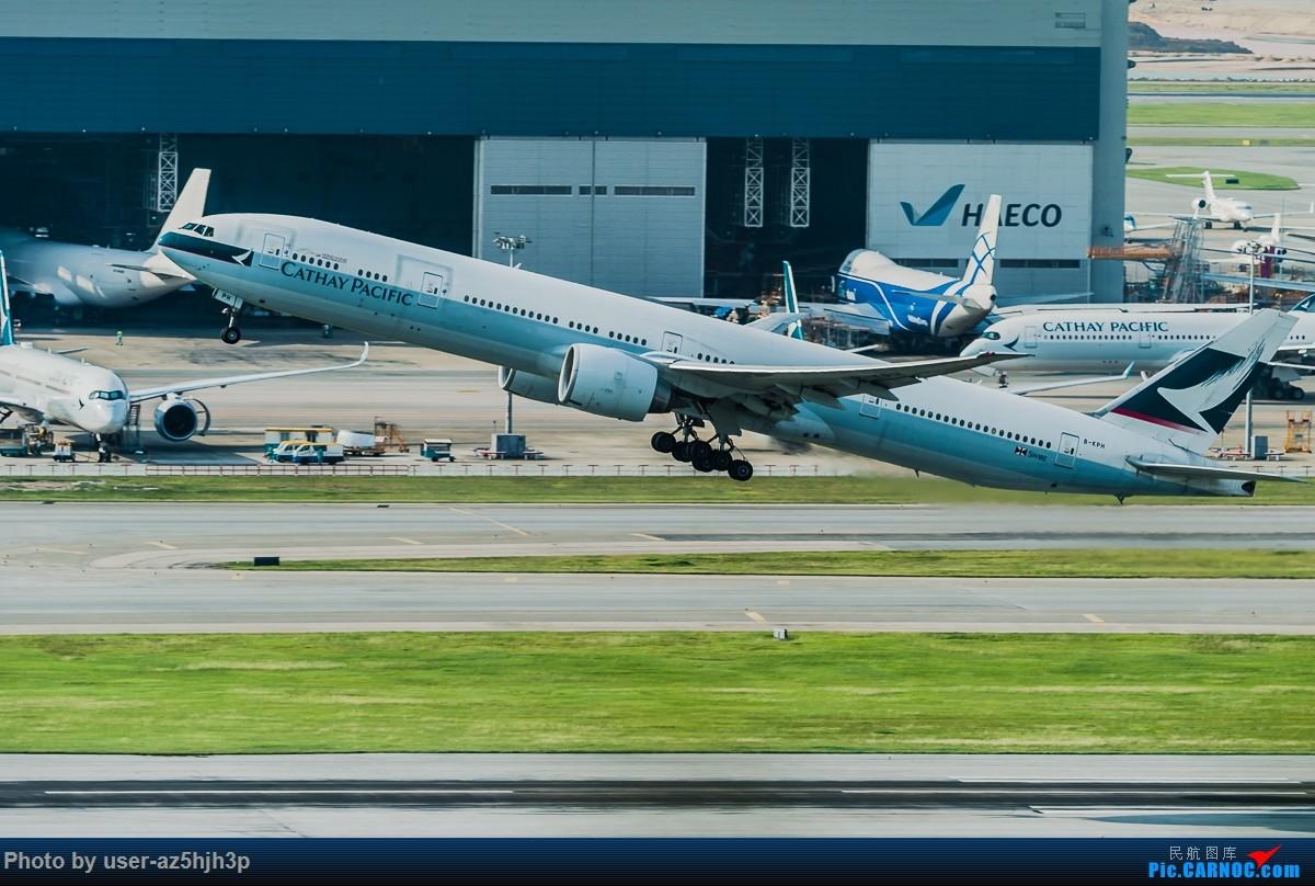 Re:[原创]8月21日 沙螺湾 BOEING 777-300ER B-KPH 香港国际机场