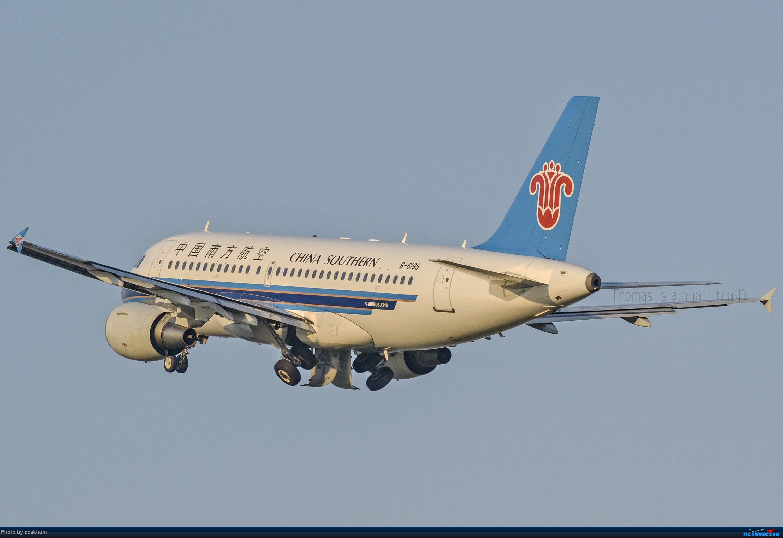Re:[原创]【合肥飞友会.广州打机队】大白云的偶遇随拍 AIRBUS A319-100 B-6195 中国广州白云国际机场