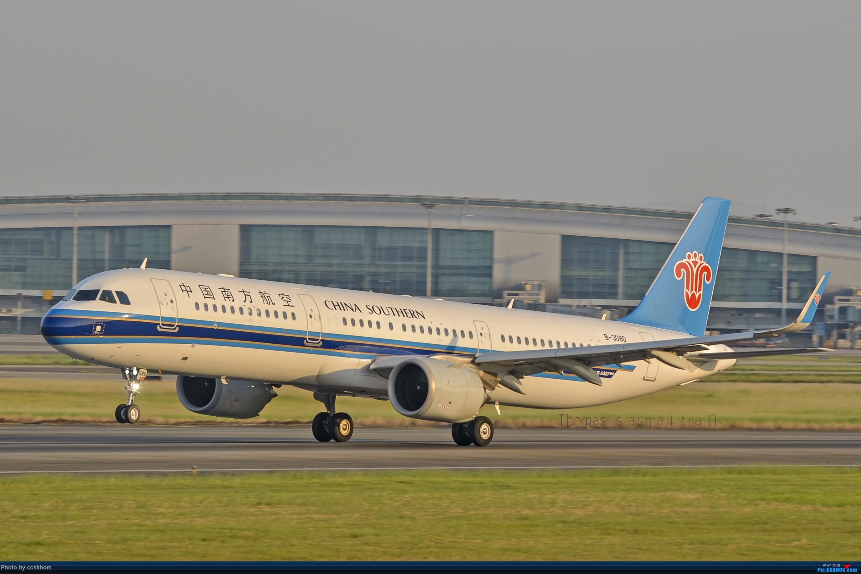 Re:【合肥飞友会.广州打机队】大白云的偶遇随拍 AIRBUS A321NEO B-308D 中国广州白云国际机场
