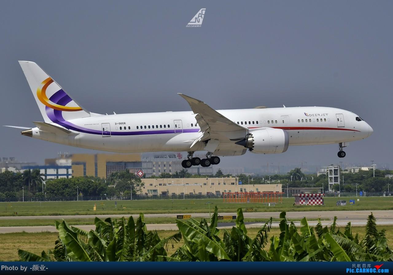 Re:[原创]走近飞机起降点(无尽创意) BOEING 787-8 2-DEER 中国广州白云国际机场