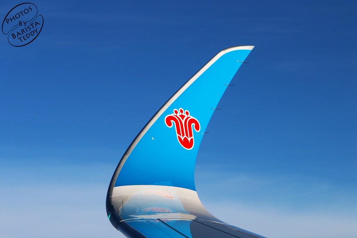 [原创]【仔糕游记27】【A350双杀·第二季】【下】中国南方航空A350游记·过紧日子的我航上海航线·CZ3503 CAN-SHA